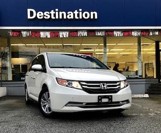 2015 Honda Odyssey EX *** Loaded w/Power Sliding Doors + Comes w/Second Set of Tires !  Van
