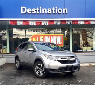 2018 Honda CR-V LX **Local - No Accidents w/ Honda sensing, Multiview Back up camera, All wheel Drive SUV