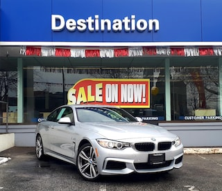 2014 BMW 435i * M-SPORT PACKAGE + LOW MILEAGE !  Coupe