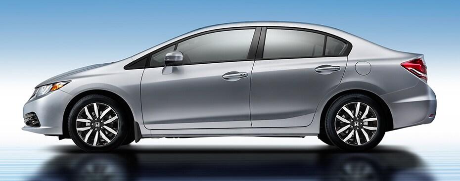 5 Reasons Why You Gotta Love The 2014 Honda Civic