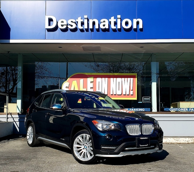 2015 BMW X1 LOCAL, NO ACCIDENTS XDRIVE28I WITH GPS AND ALL FEA SUV