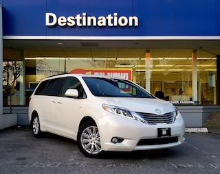 2016 Toyota Sienna FULL LOADED AWD XLE WITH ONLY 26,000 KM AND LOCAL  Van Passenger Van