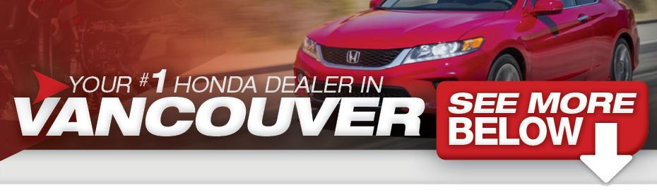 Honda Dealers Vancouver