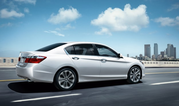 5 Reasons Why You Gotta Love The 2014 Honda Accord