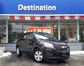 2015 Chevrolet Trax LS * Local + No Accidents ! SUV