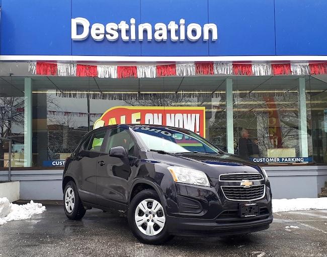 2015 Chevrolet Trax LS * Local + No Accidents !  SUV