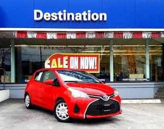 2016 Toyota Yaris * Great Commuter + Amazing On Fuel ! Hatchback
