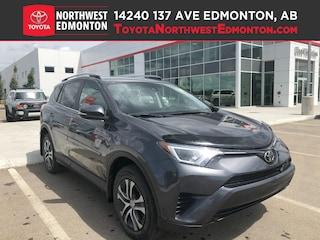 2017 Toyota RAV4 LE | AWD | Backup Cam | Heat Seats | Hands Free |  SUV in Edmonton, AB