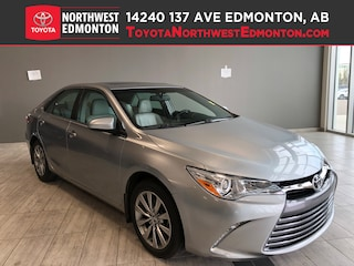 2015 Toyota Camry XLE | FWD | Backup Cam | Bluetooth | Keyless Entry | Cruise Control Sedan in Edmonton, AB