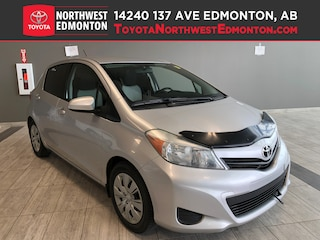 2012 Toyota Yaris LE | Power Mirrors | 5 Pass | Bluetooth | Heat Mirrors Hatchback in Edmonton, AB