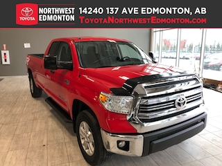 2016 Toyota Tundra SR5 | 4X4 | V8 | Backup Cam | Heat Mirrors | Bluet Truck Double Cab in Edmonton, AB