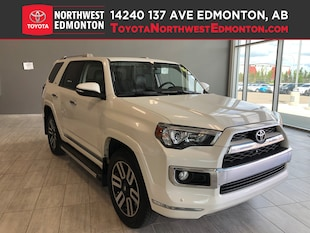 2016 Toyota 4Runner Limited | 4x4 | Backup Cam | Nav | Heat Seats SUV