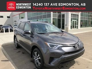 2016 Toyota RAV4 LE | AWD | Bluetooth | Heat Mirrors | Cruise Cntrl | Keyless Entry SUV in Edmonton, AB