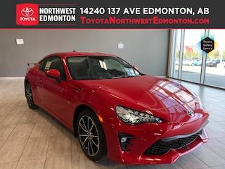 2019 Toyota 86 GT Coupe in Edmonton, AB