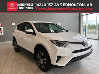 2016 Toyota RAV4 LE | AWD | Bluetooth | Heat Mirrors | Cruise Control | Keyless Entry SUV in Edmonton, AB