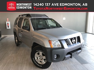 2006 Nissan Xterra S | 4x4 | V6 | Pwr Windows | Roof Rails SUV in Edmonton, AB