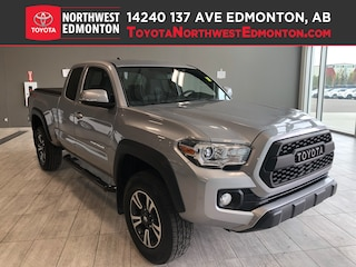2016 Toyota Tacoma TRD Off Road | 4x4 | Manual | Nav | Backup Cam | Heat Seats | Bluetooth Truck Access Cab in Edmonton, AB