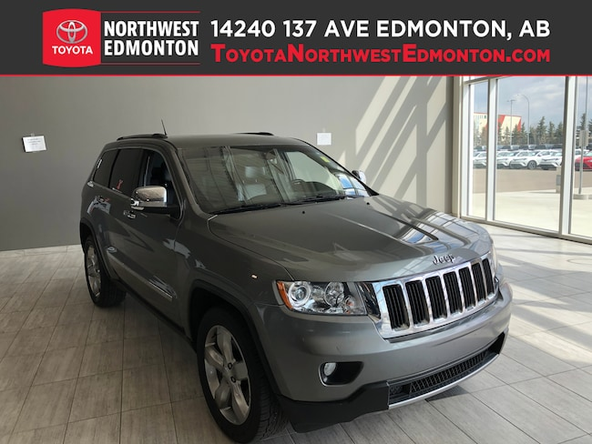 2011 Jeep Grand Cherokee Limited | 4X4 | Heated Seats | Leather | Bluetooth SUV