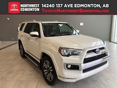 Certified 2014 Toyota 4Runner Limited | 4x4 | Backup Cam | Heat Seats | Nav SUV in Edmonton, AB