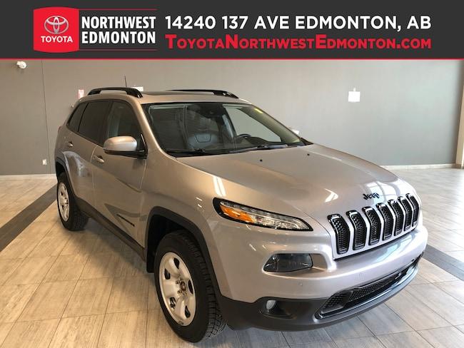 2017 Jeep Cherokee High Altitude | 4x4 | Nav | Backup Cam | Heat Seat SUV