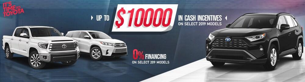 Toyota Northwest Edmonton | New Toyota Edmonton Dealership Alberta