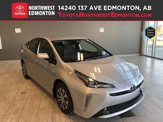 2019 Toyota Prius TECHNOLOGY AWD-e Hatchback in Edmonton, AB