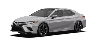 2018 Camry XSE V6 Standard Package