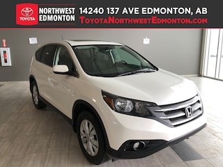2013 Honda CR-V EX   AWD   Bluetooth   Heat Seats   Moonroof   A/C SUV in Edmonton, AB