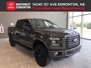 2016 Ford F-150 XLT Truck SuperCrew Cab in Edmonton, AB