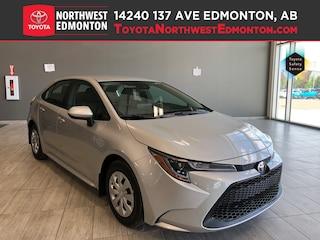 2020 Toyota Corolla L CVT Sedan in Edmonton, AB