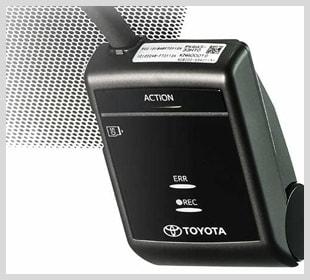 Toyota Genuine Dash Cam