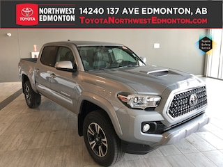 2019 Toyota Tacoma 4X4 Double Cab V6 | TRD Sport Upgrade (Short Box) Truck Double Cab in Edmonton, AB