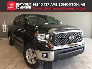 New 2019 Toyota Tundra 4X4 CrewMax SR5 Plus 5.7L Truck CrewMax in Edmonton, AB