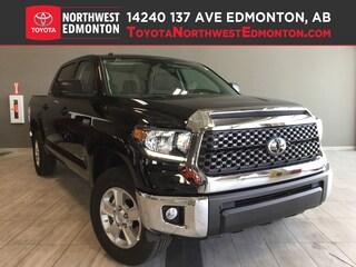 2019 Toyota Tundra 4X4 CrewMax SR5 Plus 5.7L Truck CrewMax in Edmonton, AB