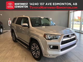2014 Toyota 4Runner Limited | 4x4 | V6 | 7 Pass | Nav | Heat+Cool Seats | Backup Cam | Bluetooth SUV in Edmonton, AB