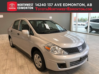 2009 Nissan Versa 1.6 S | Low Kms | Power Windows | Power Mirrors | A/C Sedan in Edmonton, AB