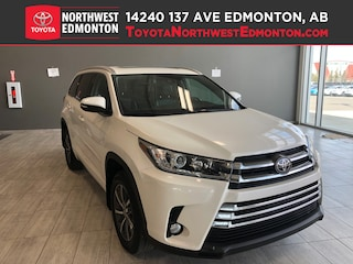 2017 Toyota Highlander XLE | AWD | Backup Cam | Nav | Heat Seats | Blueto SUV in Edmonton, AB