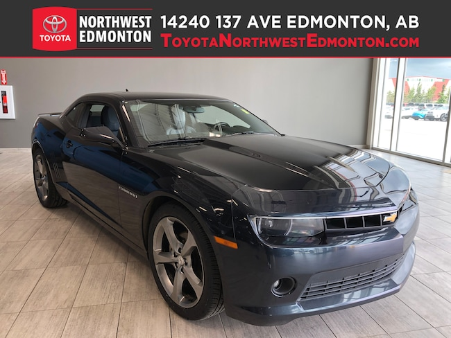 2014 Chevrolet Camaro 2LT | RWD | 320 HP | Manual | Leather | Heat Seats Coupe