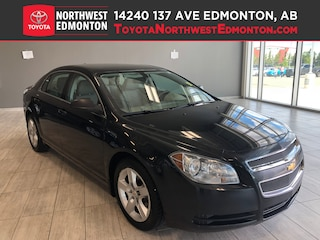 2012 Chevrolet Malibu LS | FWD | 5 Pass | Cruise Control | Keyless Entry Sedan in Edmonton, AB