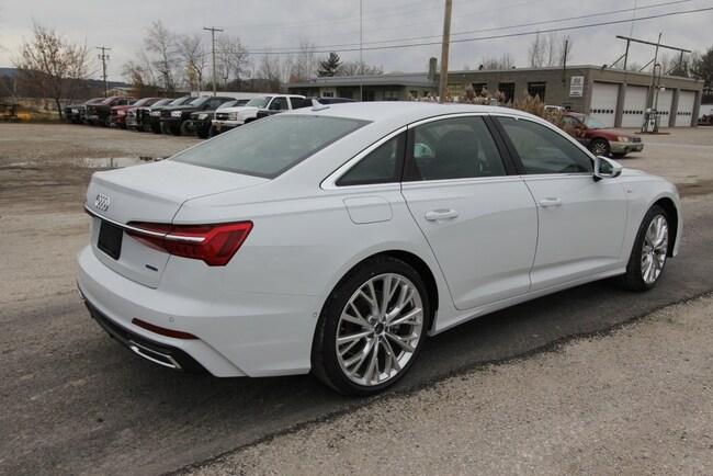 New 2019 Audi A6 3 0t Prestige For Sale In Rutland Vt Near
