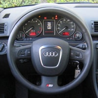 Audi Gearbox Warning