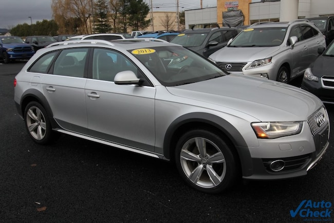 Used 2013 Audi allroad 2.0T Premium Wagon  for sale in Rutland, VT