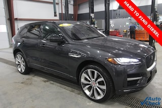 Used 2017 Jaguar F-PACE 20d R-Sport SUV for sale in Rutland, VT