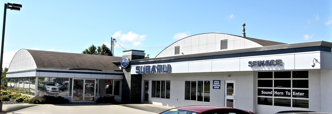 Kinney Subaru dealership