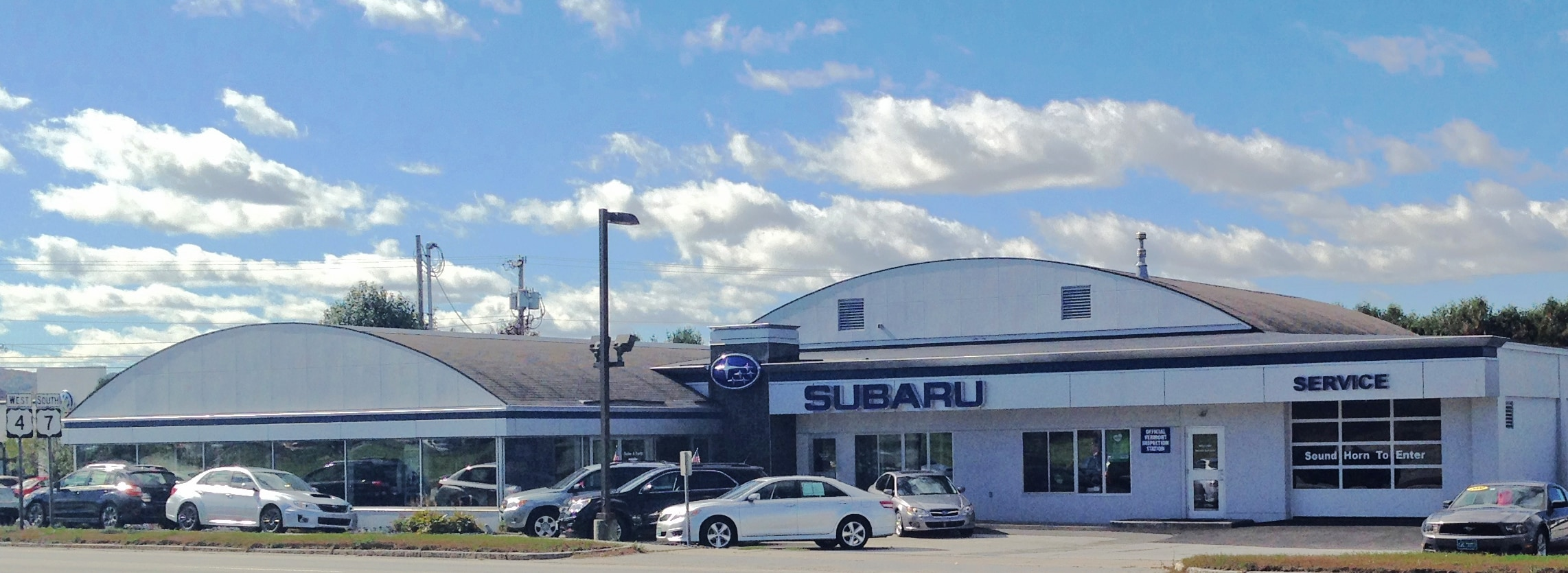 Kinney Subaur, new & used car dealer in Rutland, CT