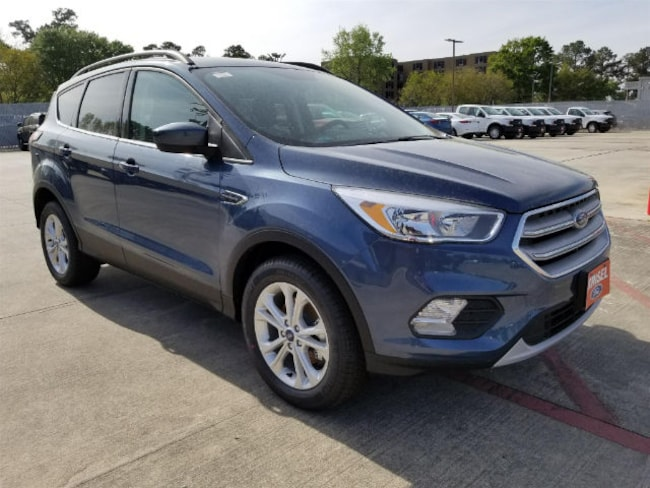 New 2018 Ford Escape SE SUV Beaumont