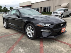 New Ford for sale 2018 Ford Mustang Ecoboost Coupe in Beaumont, TX