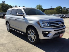New Ford for sale 2018 Ford Expedition XLT SUV in Beaumont, TX