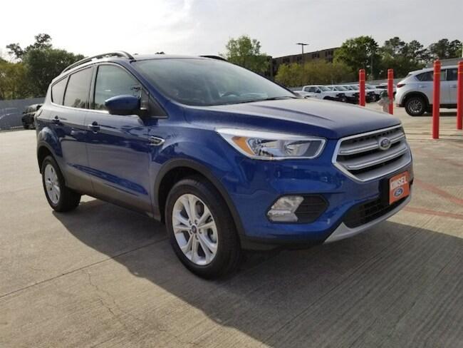 New 2018 Ford Escape SE SUV Beaumont