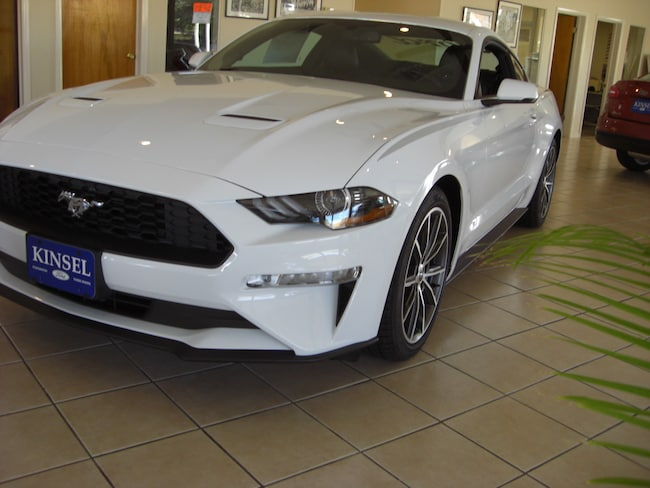 2019 Ford Mustang Ecoboost Premium Coupe